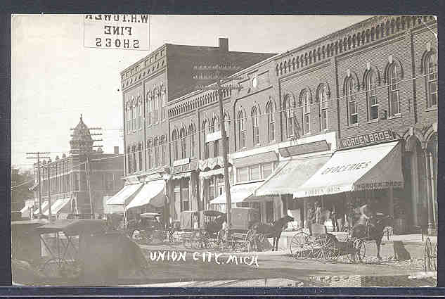 Old Photo of Union City